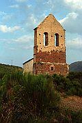 Camara Nikon F2 Ermita de Santa Ana In Memoriam BARRIO DE LA PUENTE Foto: 1765
