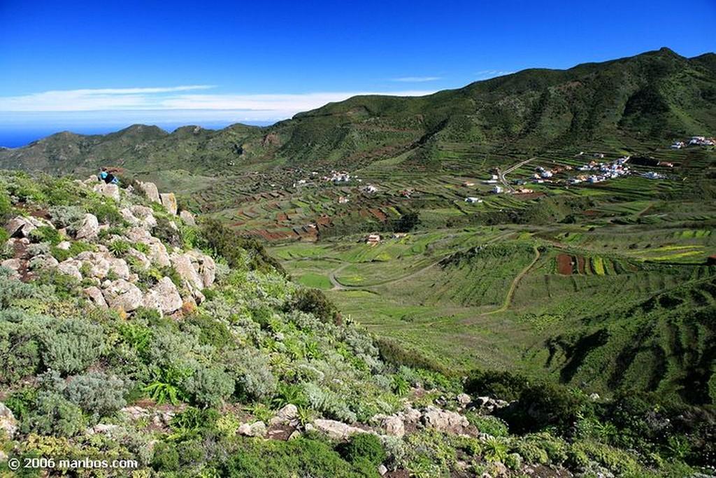 Tenerife Mirador de Baracan Canarias