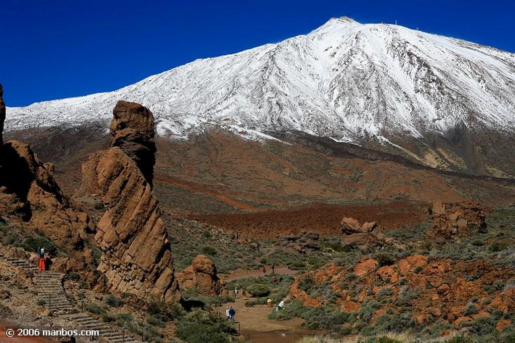 Tenerife Montaña Guajara Canarias