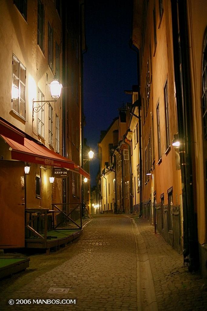 Estocolmo Museo de Pippi Estocolmo