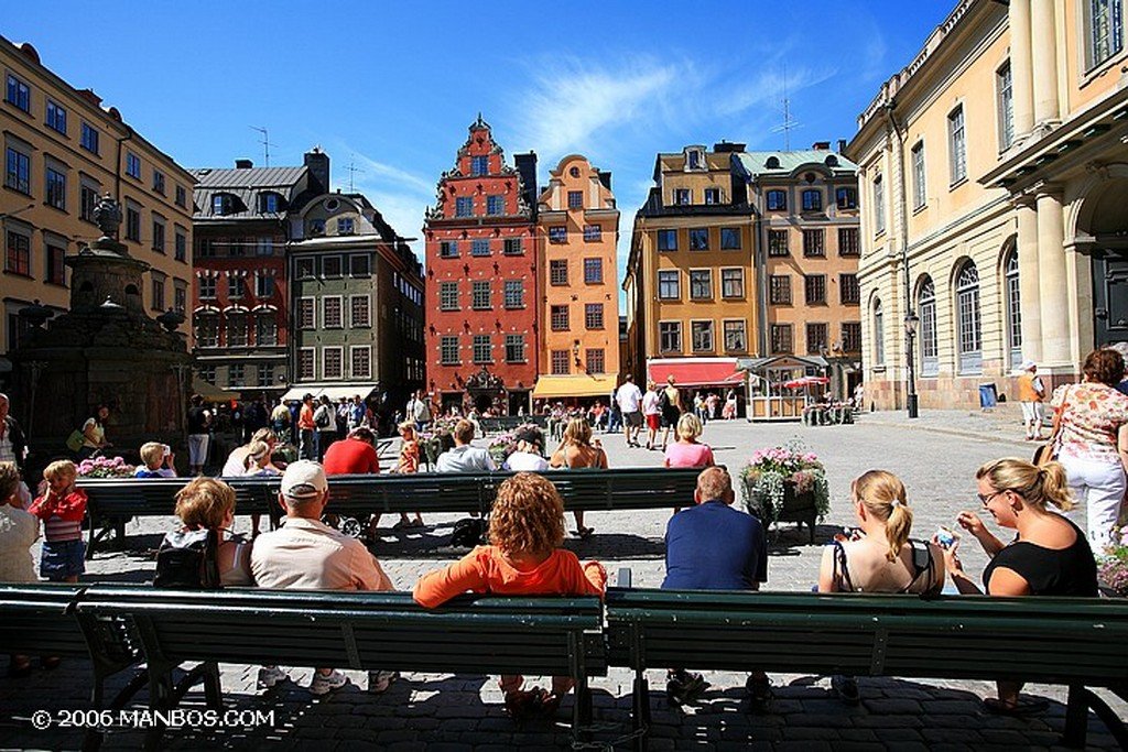 Estocolmo Museo Nacional de Estocolmo Estocolmo