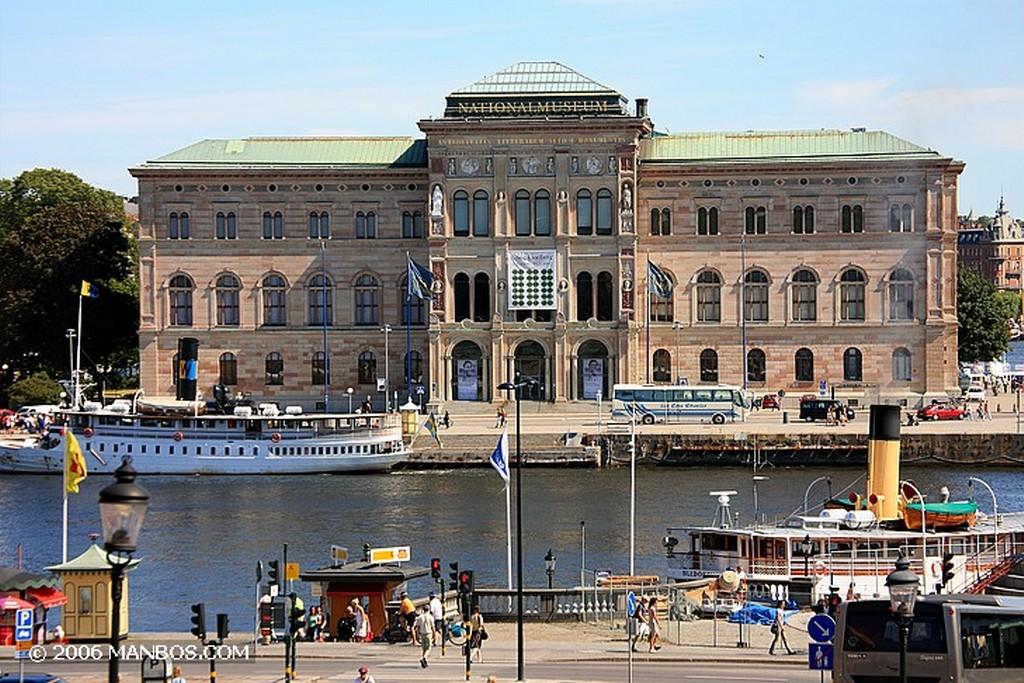 Estocolmo Parque de atracciones Estocolmo