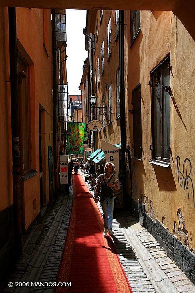 Estocolmo Pareja bailando Estocolmo