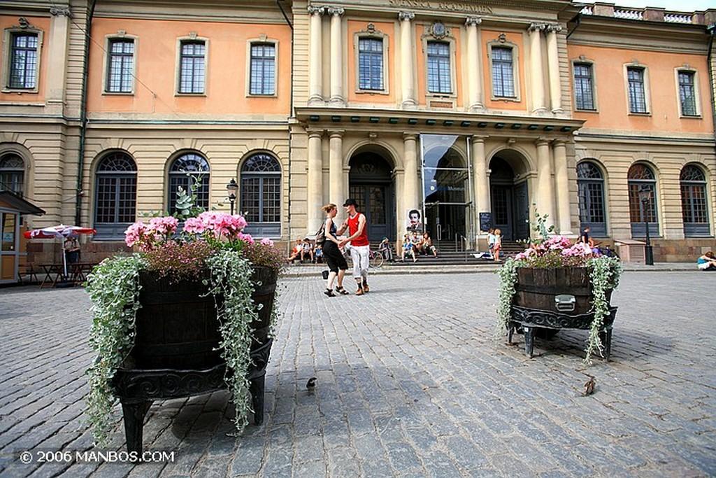 Estocolmo Piedra runica Estocolmo