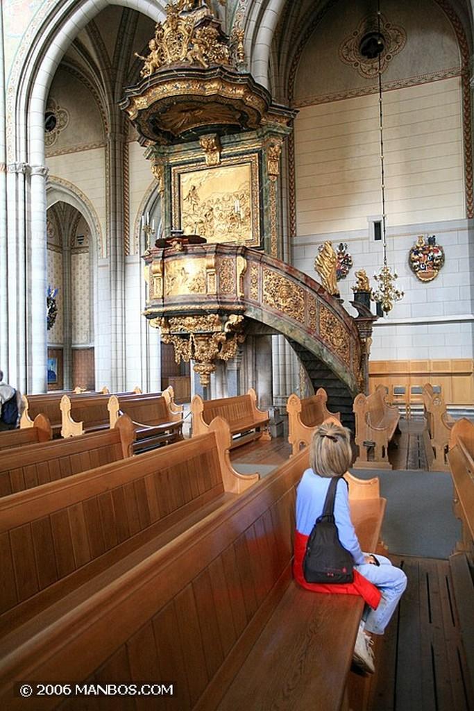 Uppsala Catedral Uppsala