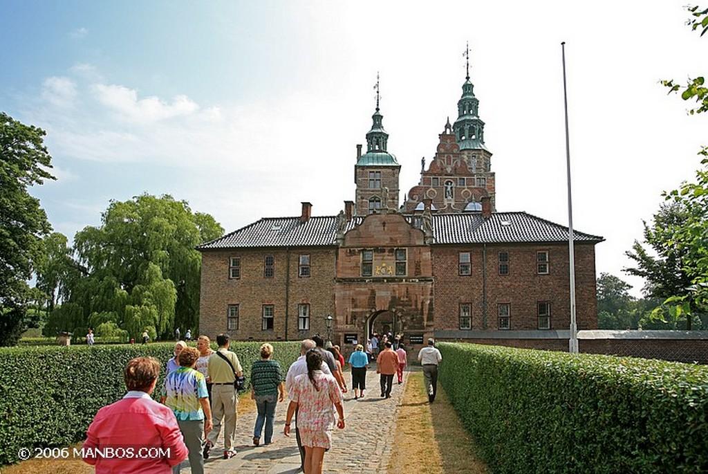 Copenhague Soldaditos de oro puro y rubis Copenhague