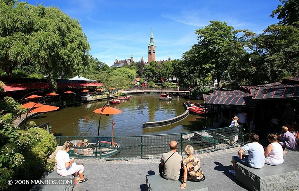 Copenhague Fuente de adrenalina Copenhague