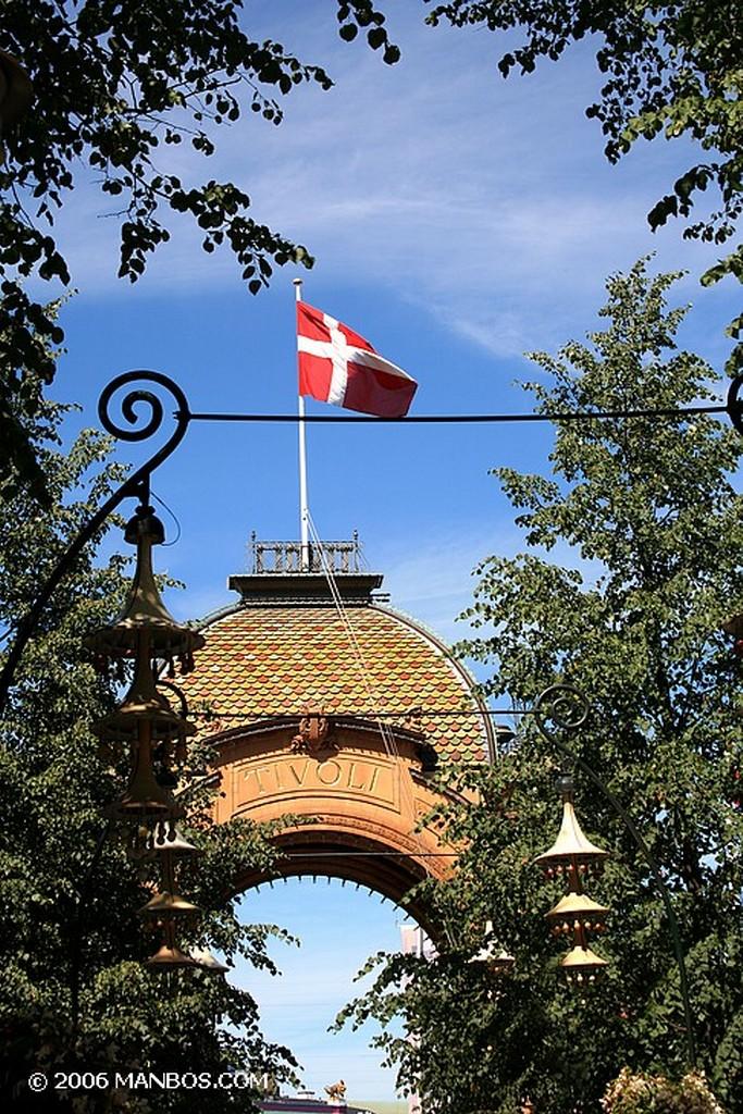 Copenhague Navidad en Agosto? Copenhague