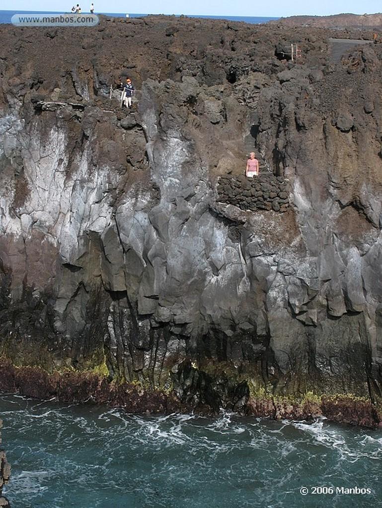 Lanzarote Los Hervideros Canarias