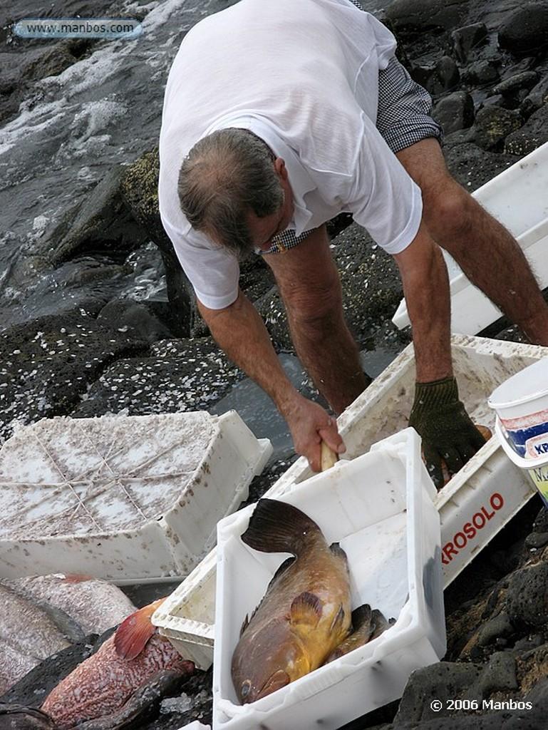 Lanzarote Pescadores Canarias