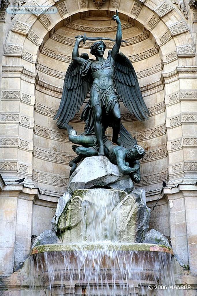 Paris Eglise Saint-Germain des Pres Paris