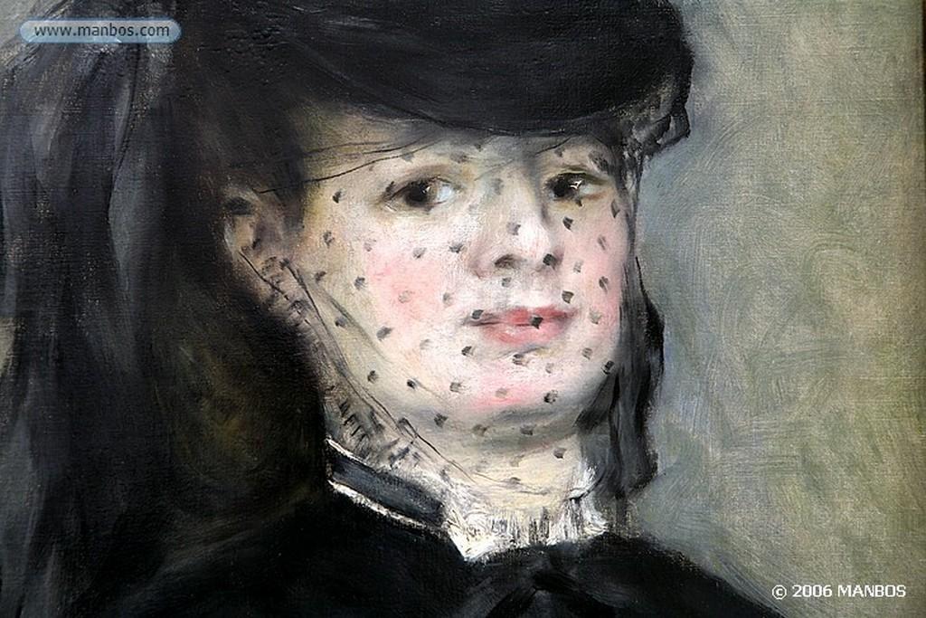 Paris M. Georges Charpentier - Pierre Auguste Renoir - 1876/7 Paris