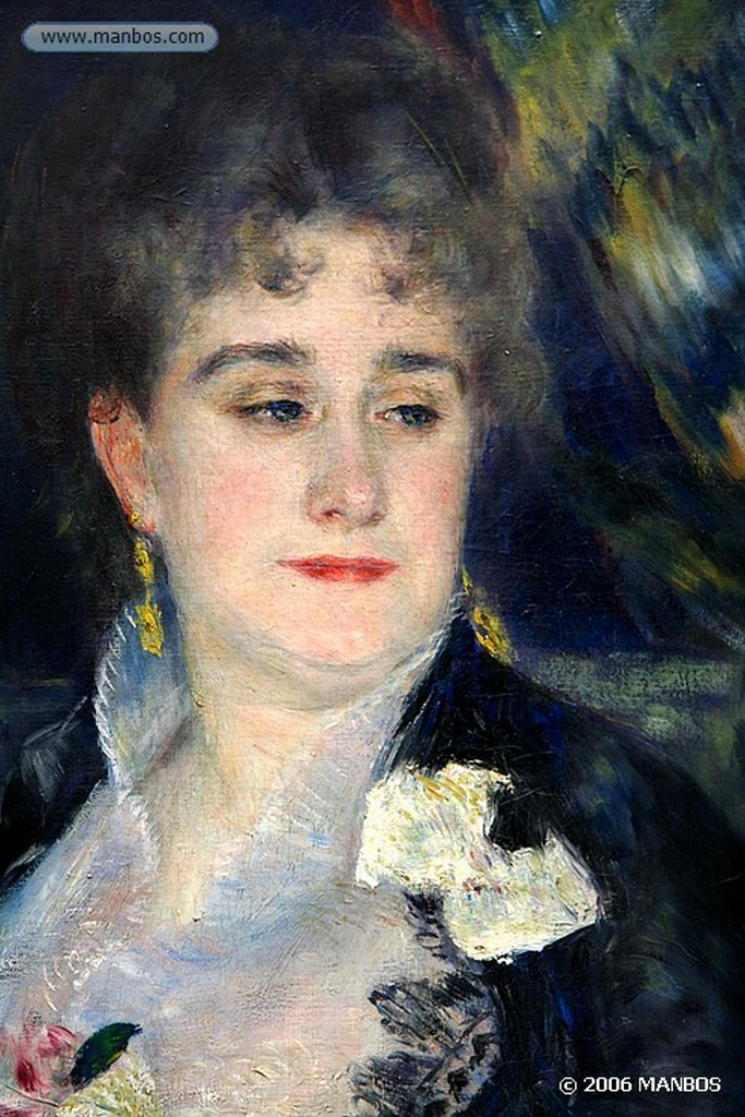 Paris La liseuse - Pierre Auguste Renoir - 1874 Paris