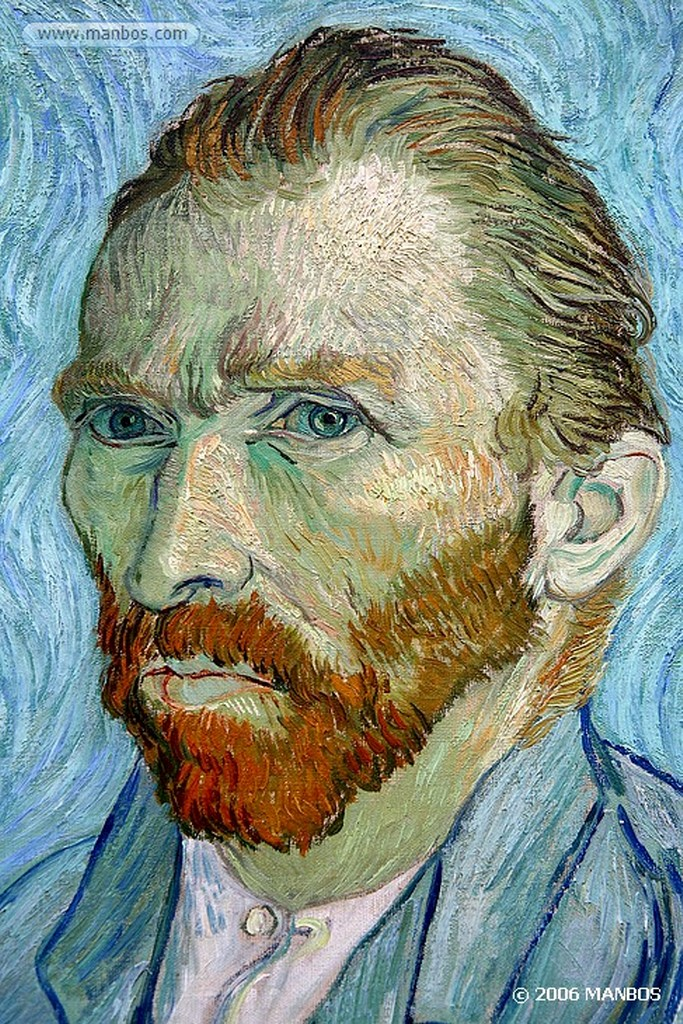 Paris Portrait du doctor Paul Gachet - Vincent Van Gogh - 1890 Paris