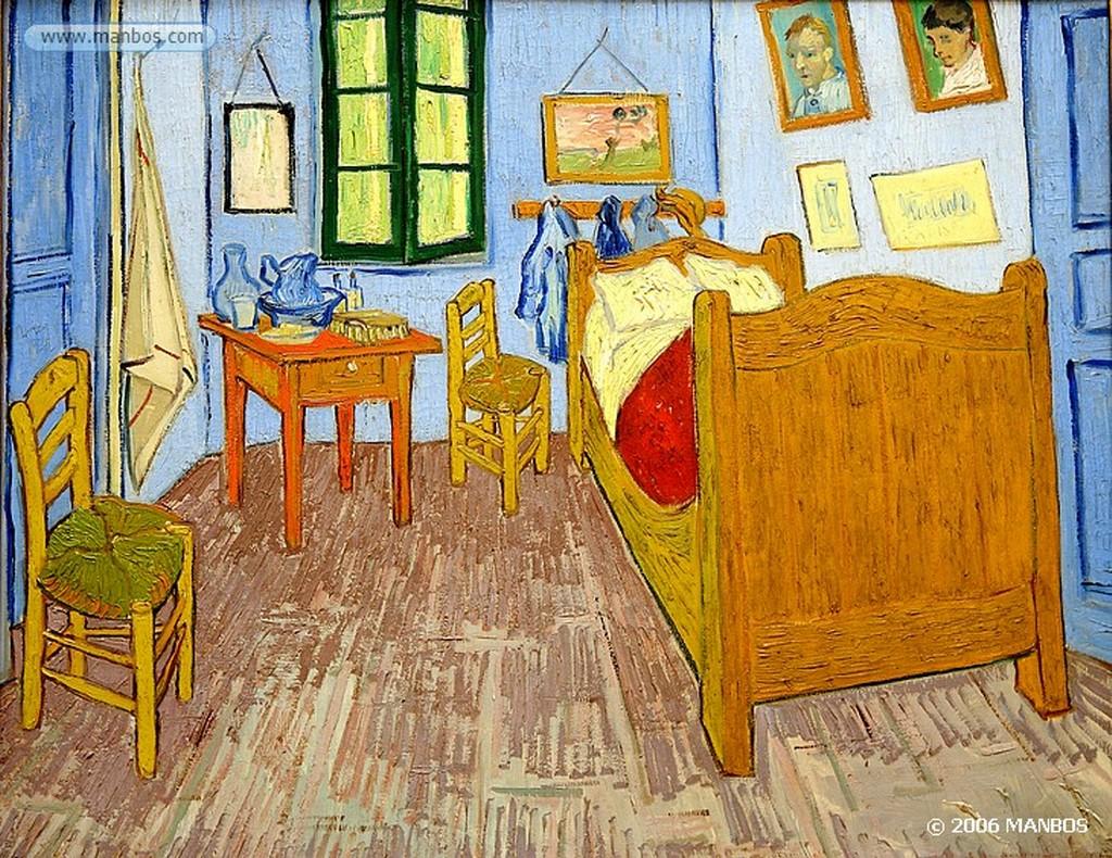 Paris La meridienne ou la sieste d apres millet - Vincent Van Gogh - 1889/1890 Paris