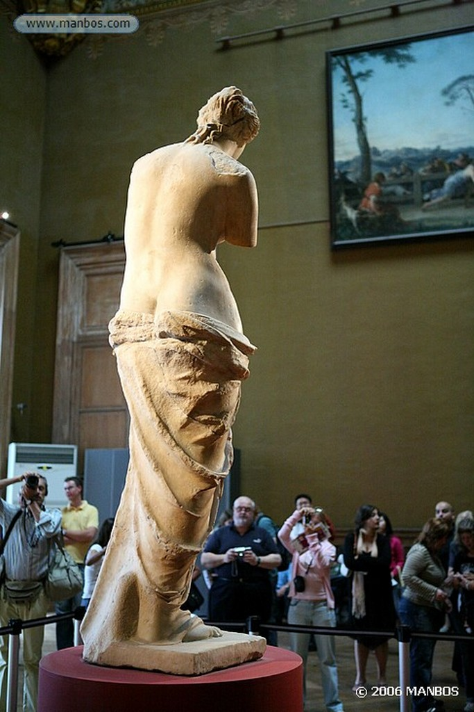 Paris Venus de Milo Paris