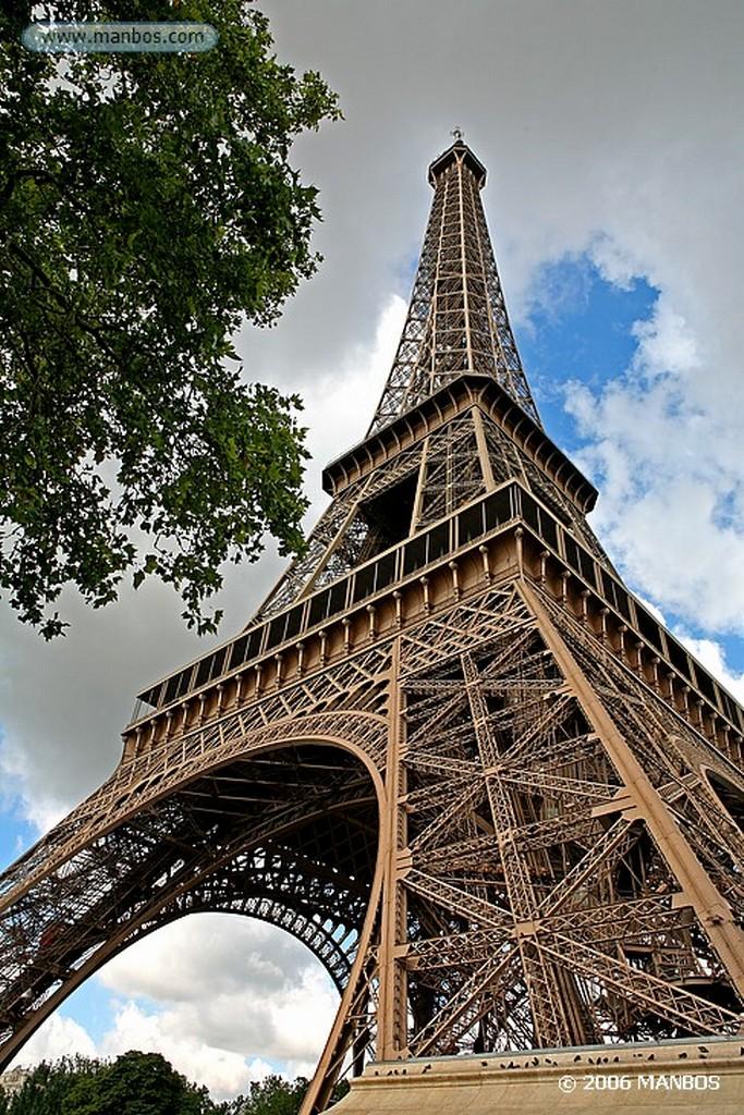 Paris Alexandre Gustave Eiffel Paris
