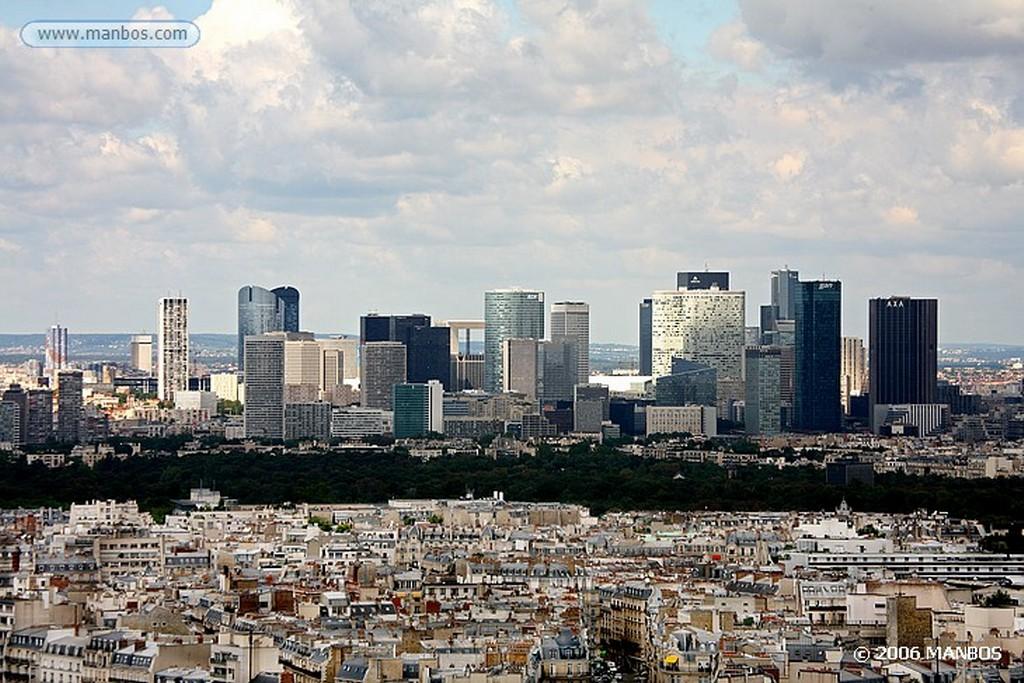Paris Los campos de Marte Paris