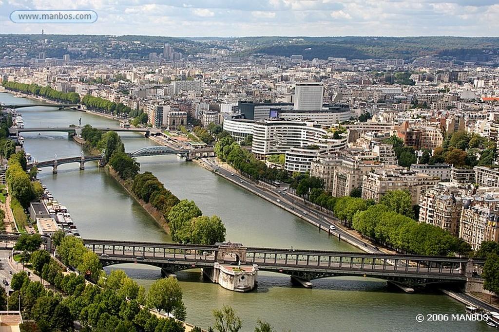 Paris Puente de Alejandro III Paris