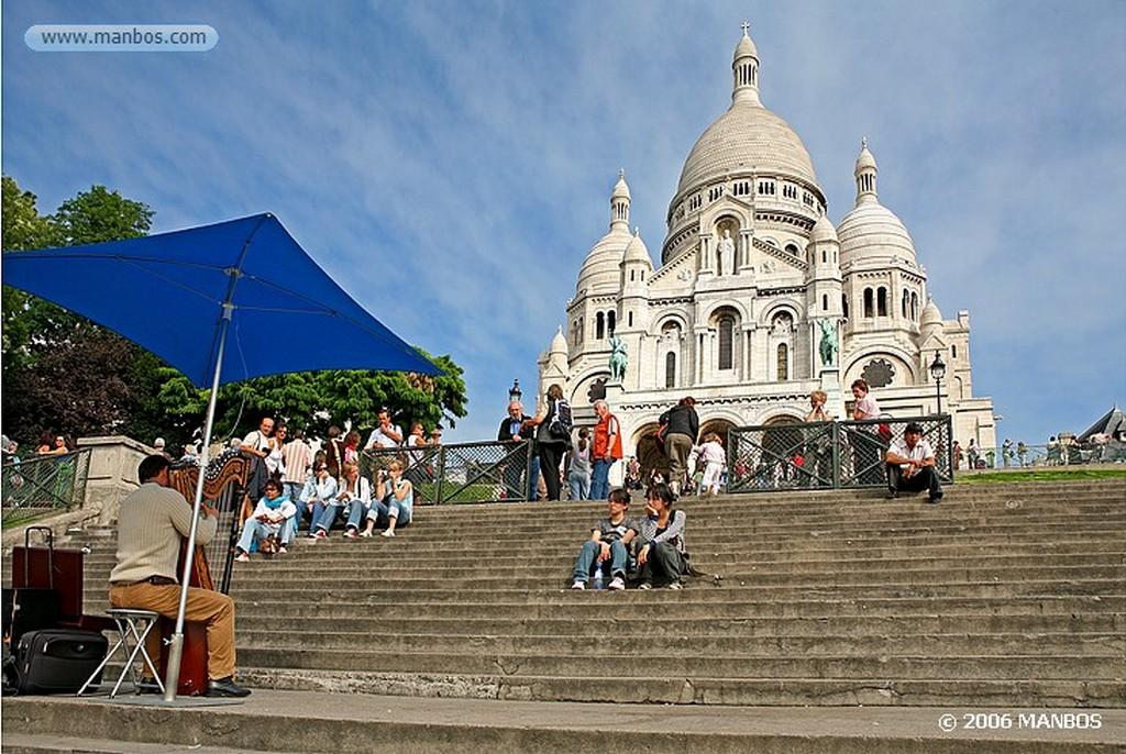 Paris Sagrado Corazon de Jesus Paris