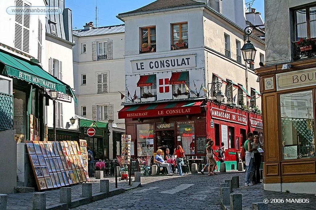Paris Crepes, galces y cuadros Paris