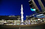 Plaza Sergelstorg, Estocolmo, Suecia