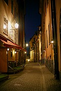 Ciudad Vieja, Estocolmo, Suecia