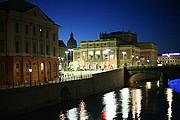 Teatro de la Opera, Estocolmo, Suecia