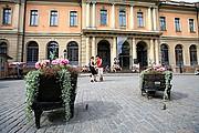 Plaza de la Academia Sueca, Estocolmo, Suecia
