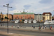 Gran Hotel Estocolmo, Estocolmo, Suecia