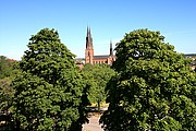 Catedral de Uppsala, Uppsala, Suecia