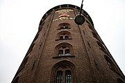 La Torre Redonda, Copenhague, Dinamarca