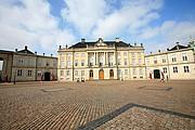Palacio Christiansborg, Copenhague, Dinamarca
