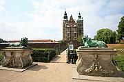 Castillo Rosenborg, Copenhague, Dinamarca