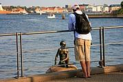 La Sirenita, Copenhague, Dinamarca