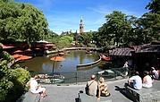 Tivoli, Copenhague, Dinamarca