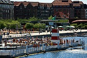 Piscinas Havnebad, Copenhague, Dinamarca