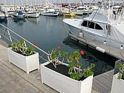 Puerto Calero, Lanzarote, España
