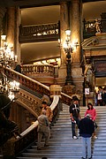 La Opera, Paris, Francia