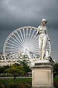 Tuileries, Paris, Francia