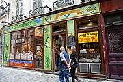 Barrio Judio de Paris, Paris, Francia