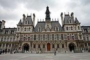 Ayuntamiento de Paris, Paris, Francia