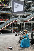 Centre Georges Pompidou, Paris, Francia