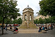 Les Halles, Paris, Francia