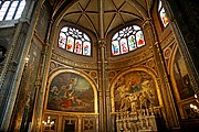 Eglise Saint-Eustache, Paris, Francia