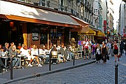 Saint-Germain des Pres, Paris, Francia
