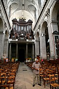 Eglise Saint-Sulpice, Paris, Francia