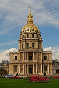 Les Invalides, Paris, Francia