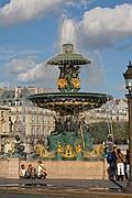 Place de la Concorde, Paris, Francia