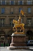 Juana de Arco, Paris, Francia
